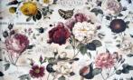Papel Flores Vintage (30 x 30)