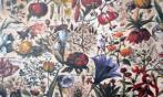 Papel Flores (30 x 30)